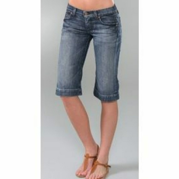 TROUSERS - Bermuda shorts 7 For All Mankind Release Dates Authentic Find Great Cheap Price Wide Range Of Sale Online Best Prices Online 9jGDrmAc